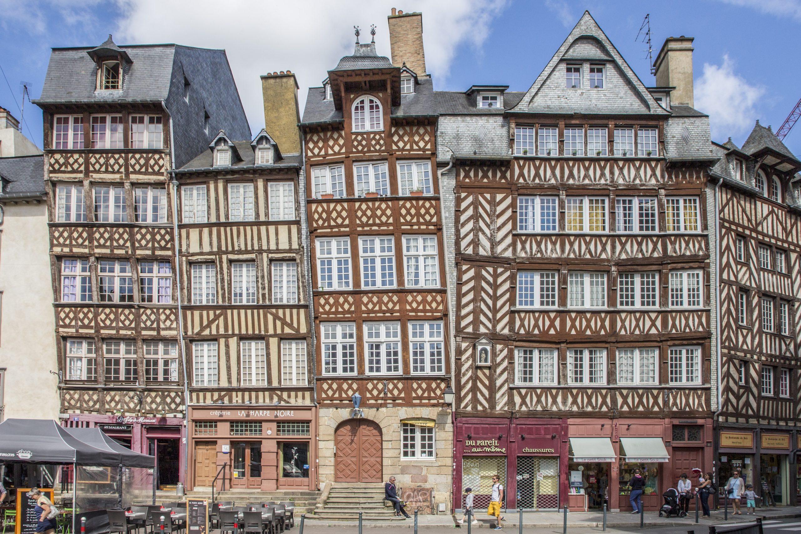 Faites construire votre maison individuelle à Rennes
