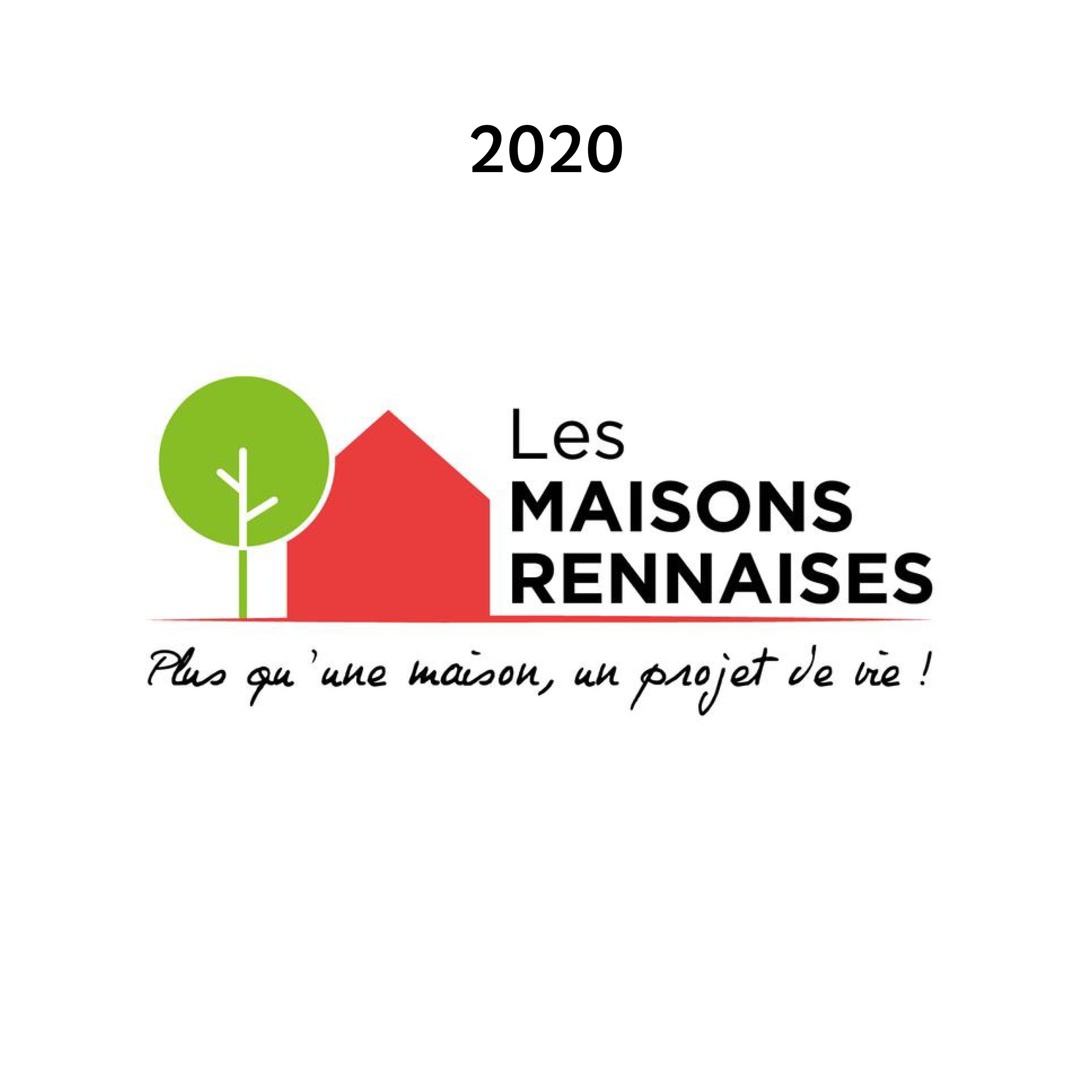 Logo des Maisons Rennaises depuis 2020