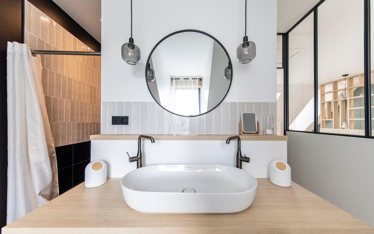 vasque salle de bain deco