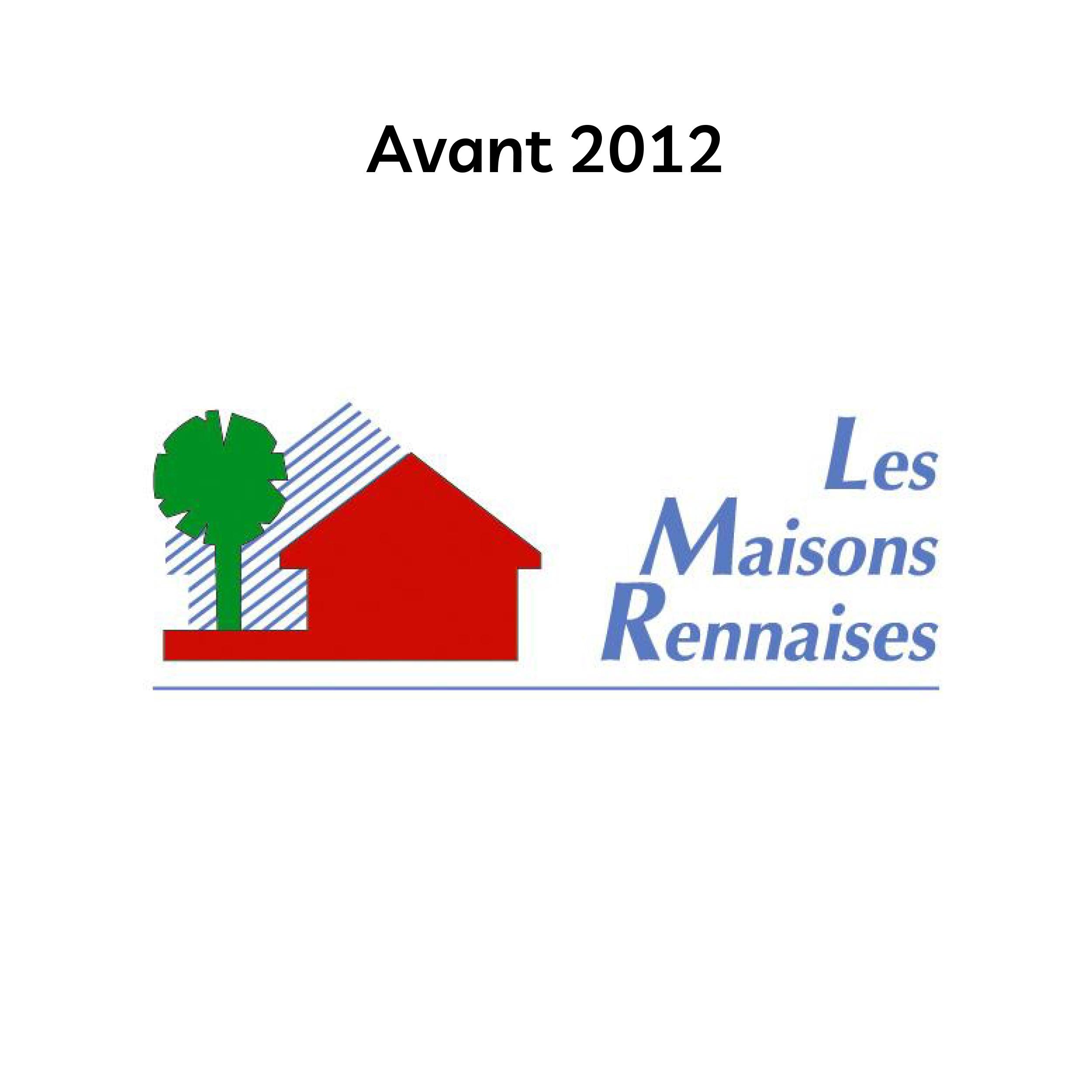 Logo des Maisons Rennaises avant 2012