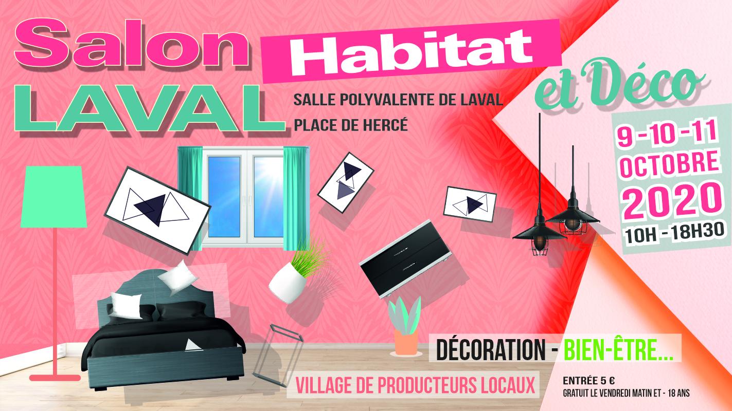 Retrouvez les Constructions de la Mayenne au Salon de l'Habitat à Laval !