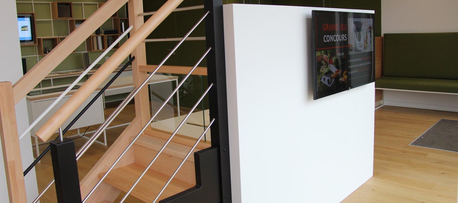 Choix escalier maison individuelle