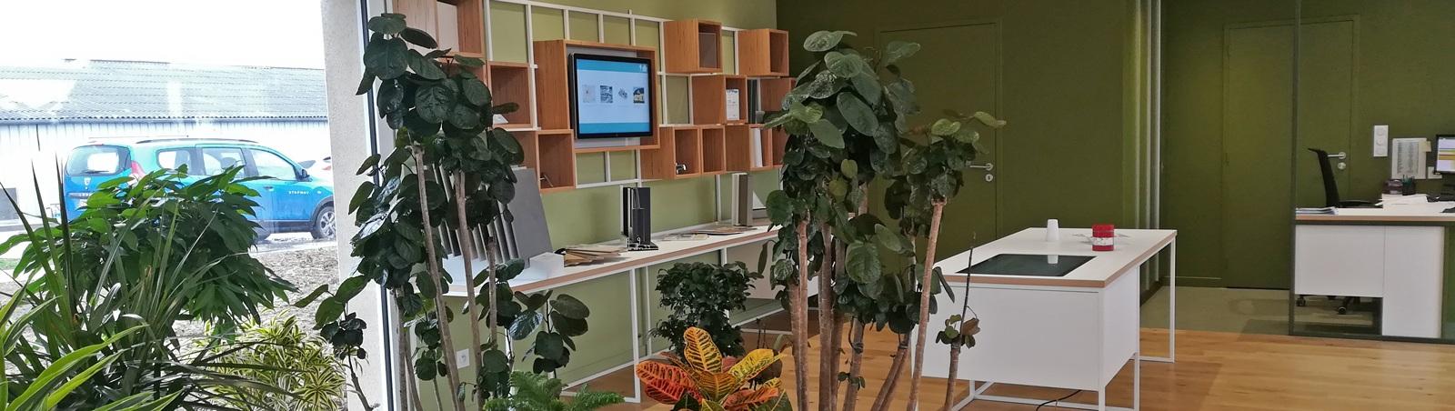 Parcours digital projet maison individuelle sur-mesure 53