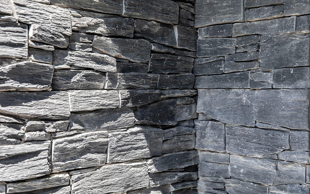 Parement pierre extérieur