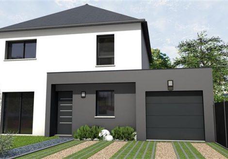 Perspective Maisons Rennaises - Maison à SERVON-SUR-VILAINE