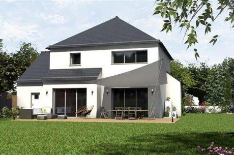 Perspective Maisons Rennaises - Maison à GOUESNIÈRE (LA)