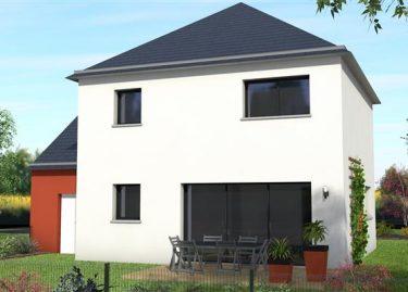 Perspective Maisons Rennaises - Maison  SERVON-SUR-VILAINE