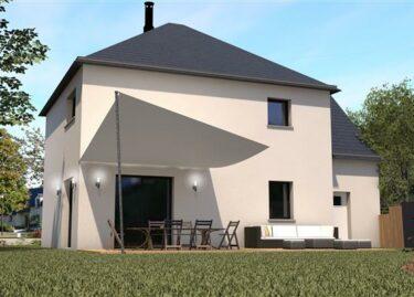 Perspective Maisons Rennaises - Maison à TRÉLIVAN