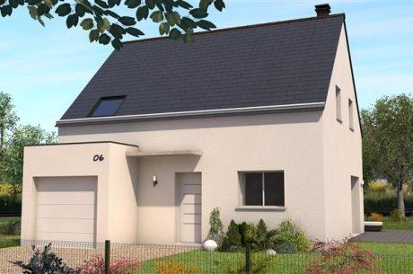 Perspective Maisons Rennaises - Maison à VAL-D'IZÉ