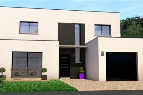 Perspective Maisons Rennaises - Maison à JANZÉ