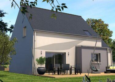 Perspective Maisons Rennaises - Maison à DINGÉ
